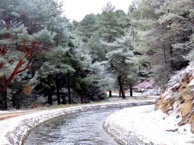 Valle del Ambroz-Sierra de Bejar - Gredos; grupos montaña madrid; senderistas madrid;